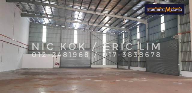 Klang Kapar Sungai Kapar Industrial Park