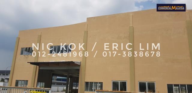 Klang Meru Meru Industrial Park