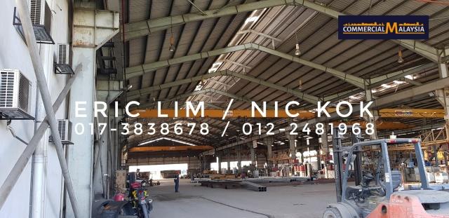 Shah Alam Seksyen 34 Bukit Kemuning Industrial Park