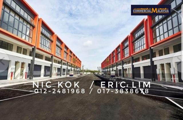 Shah Alam Seksyen 32 Kesas 32 Industrial Park